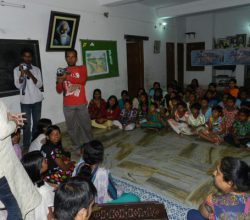 Child Education Shantiniketan