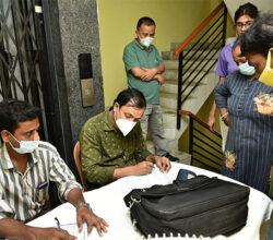 Blood Donation Camp   Sabri Helpage