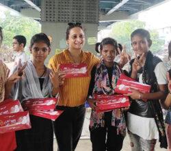 Girl Children Hygiene Program